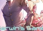 annonce très importante pour manga Darwin's Game venir novembre Japon