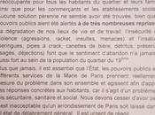 Aimer Paris appelle joindre manifestation habitants 19ème demain octobre heures place bataille Stalingrad