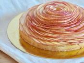 Tarte pommes façon Cédric Grolet