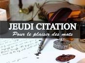 Jeudi Citation 2018