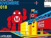 Cité sciences l'industrie accueille Maker Faire Paris novembre