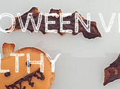 Biscuits d'Halloween Vegan Healthy Sans