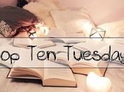 Tuesday romans d'Halloween préférés (sorcières, glauques, horreurs, etc.)