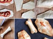 Halloween's pizzas