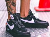 premières images Off-White Nike Force Black