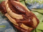 Gâteau chocolat banane chocolate banana bread bizcocho الشوكولاتة الموز