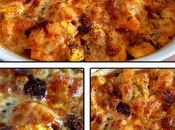 Gratin courge, chorizo mozzarella