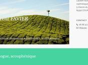 Création site internet pour sophrologue spécialisé dans acouphènes