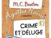 Agatha Raisin Enquête Crime Déluge M.C. Beaton