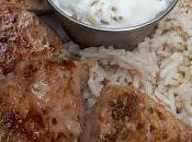 Médaillons porc souvlaki