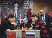 3ème tour Championnat monde féminin d'échecs