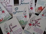 Commande Cartes Postales Prénom Lily Plume