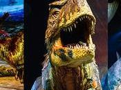 marche dinosaures spectacle fera trembler l'AccorHotels Arena Paris
