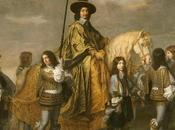 Peinture Sultan Chevalier, affaire parasol commune Eugène Delacroix (1798-1859) Charles Brun (1619-1690)