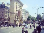 Porte Saint-Denis, autre triomphe parisien
