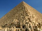 système rampe vieux peut-être utilisé pour construire pyramide Khéops