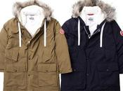 Nanamica woolrich 2018 capsule collection