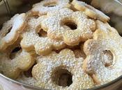Biscuits citron jaune d'oeufs cuits