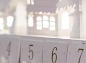 Notre calendrier l'Avent 2018 petits cadeaux attendant Noël