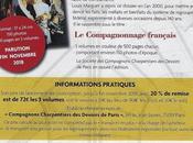 Derniers jours pour souscrire livre Louis Marguet, compagnonnage français