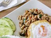 Kinn Khao vient pimenter envies street food thaï