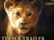 MOVIE Lion King premier trailer pour film live-action Disney