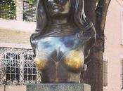 Statue Dalida Place Montmartre