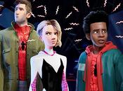 MOVIE Spider-Man Into Spider-Verse Sony prépare sequel spin-off Spider-Women