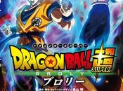 long métrage Dragon Ball Super: Broly diffusé France Media Europe
