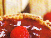 Mini-charlottes chocolat blanc