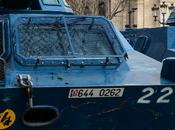 Gilets jaunes samedi Paris, police avait arme secrète