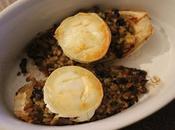 Chicons farcis boulgour, champignons chèvre #recette