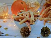 Calendrier l'Avent gourmand J*16 Ecorces d'oranges confites