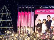[Noël] vous offriez coffret cadeau photos avec LaShootingBox