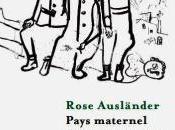 Rose Ausländer Janvier