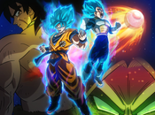 film Dragon Ball Super: Broly mars cinéma France