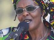 L'Afrique émet mandat d'arrêt contre Grace Mugabe