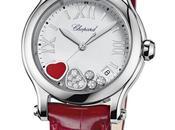 Saint-Valentin Montre Chopard Happy Hearts
