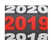 Retour 2018 bonne année 2019