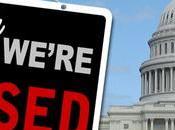 Arrêts d'Activités Gouvernementales États-Unis