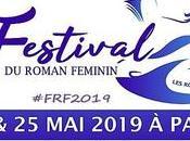 Nouvelles venues pour Festival Roman Féminin 2019