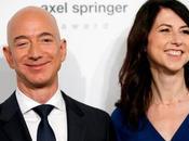 Jeff Bezos, personne plus riche monde, annonce divorce après mariage