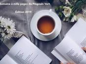 semaine mille pages Pingouin Vert Edition 2019
