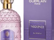 Insolence Guerlain parfum, violette cosmique