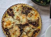 Tarte Pommes Terre, Oignons Confits Taleggio