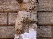 Pasquino, statue rebelle contre Pape