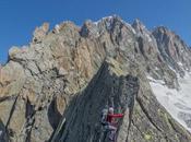 Aiguilles granit Chamonix