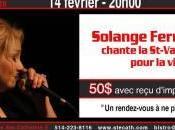 Saint-Valentin… pour avec Solange Fernandoy Sulé Heitner