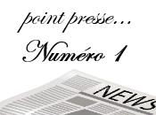 Point presse n°1: présentation magazines anglais pour toute famille.