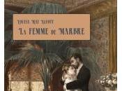 Femme Marbre Louisa Alcott
